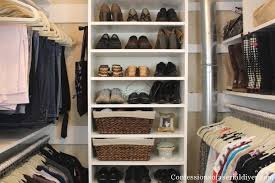 hometalk how to build bedroom storage towers how a girl built her closet confessions of a serial do it yourselfer