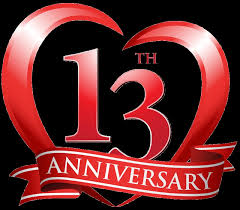 13th anniversary ideas new 13th wedding anniversary gift ideas for him wedding gifts
