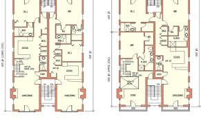 2 unit apartment building plans the 20 best 2 storey residential building plan building plans