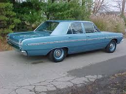 1967 dodge dart 4 door four door sedans car for april 2006