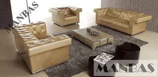 Leather Sofa Direct Modern Industrial Design Multi Function Leather Sofa Factory