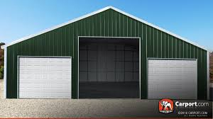 Garage With Carport Carport Com Buy Custom Carports Garages Or Metal Buildings By Photo