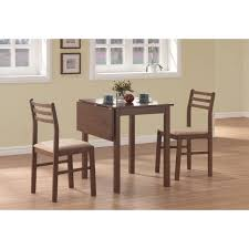 Drop Leaf Dining Room Table by 3 Piece Dining Room Set Provisionsdining Com