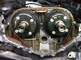 mercedes timing chain