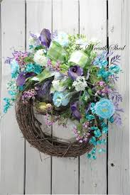 spring wreaths for front door 368 best centerpieces u0026 wreaths summer images on pinterest