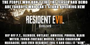 Amnesia Meme - capcom i said i wanted survival horror not generic horror