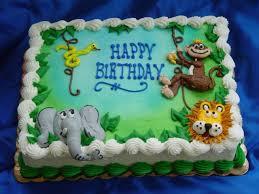 jungle theme cake jungle theme cake 9 x 13 to serve 20 25 95 sheet cakes