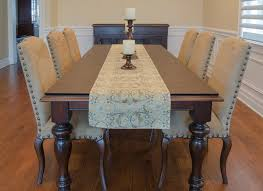 Table Runners For Dining Room Table by How To Protect Dining Room Table Home Decorating Interior