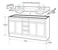 bathroom vanity base cabinets bathroom sink base cabinet dimensions standard vanity best 25 ideas