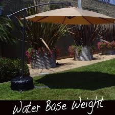 Offset Patio Umbrella With Base 14 Best Patio Furniture Accessories Umbrellas Canopies