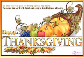 beautiful happy thanksgiving wishes card wallpaper