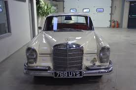 mercedes classic car sold 1962 mercedes benz 220 s fintail saloon w111 u2013 prestige