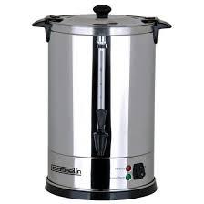 machine à café grande capacité pour collectivités et bureaux percolateur à café à filtre permanent professionnel collectivité