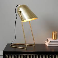Tiny Table Lamps Modern Table Lamps West Elm
