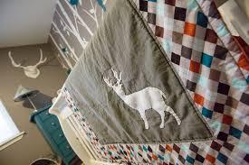 Outdoor Themed Bedding Nursery Modern Woodland Nursery Life U0026 Baby Baby Showers