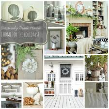 creatively made home home for the holidays giveaway clean and