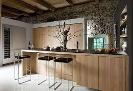 glass windows on backsplash walls brown wooden on countertop