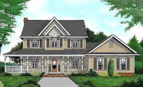wrap around porch 6540rf architectural designs house plans