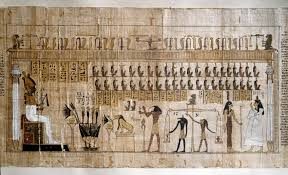 newsela ancient egypt the art of mummification a scene of the weighing of the souls from the book of the dead photo