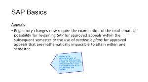 Extenuating Circumstances amy berrier uncg financial aid office ppt download