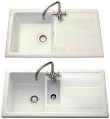 Carron Kitchen Sinks In Stainless Steel Or Ceramic - Ceramic kitchen sinks uk