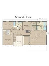 oakdale ii home plan by dan ryan builders in marshall grove estates