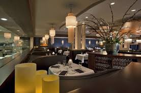 Contemporary Lighting Design Of Edie V Prime Seafood Restaurant