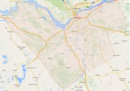 Map Of Ottawa Regular Cleaning Services Windsor Home Cleaning