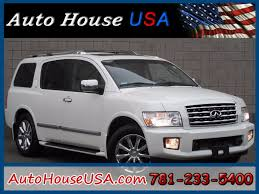 infiniti qx56 review 2008 used 2008 infiniti qx56 at auto house usa saugus