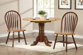 Drop Leaf Kitchen Island Table Drop Leaf Kitchen Table With Storage Leather Seats Brown Wooden