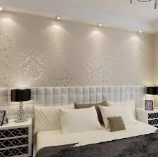 papier peint de chambre a coucher 30 best tete de lit en simple papier peint chambre parentale idées