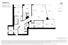 luxury floorplans biscayne condo floor plans biscayne luxury condos