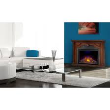 Napoleon Electric Fireplace Napoleon Electric Fireplaces Nefp40 0714c Aden 40 Mantel Package