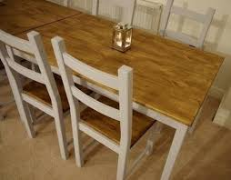 ikea farmhouse table hack 10 adorable diy ikea hacks for a dining room or zone shelterness