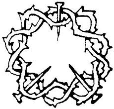 8 best thorns and symbols images on drawings carpets