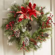 christmas wreath decorate your front home door with christmas wreaths happy new