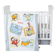 Cat In The Hat Crib Bedding Set Awesome Trend Lab Dr Seuss Friends Crib Bedding Set U