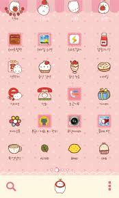 download theme line android apk molang dodol theme 4 2 apk download android personalization apps