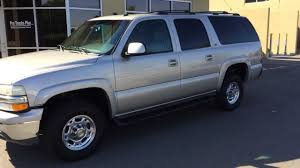 chevy yukon for sale 2004 chevrolet suburban gmc yukon xl 2500 3 4 ton lt