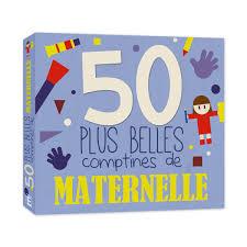 si e auto comptine coffret 3 cd 50 plus belles comptines de maternelle pour enfant de 3
