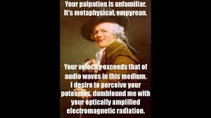 Joseph Ducreux Memes - archaic music joseph ducreux meme 2011 edition youtube