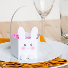 easter basket bunny free printable bunny easter baskets a houseful of handmade