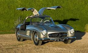 mercedes auction will this mercedes gullwing be an auction record breaker