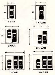 how big is a three car garage unique how big is an average 2 car garage stumbleupon gtd 4 car