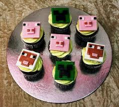 minecraft cupcakes minecraft cupcakes