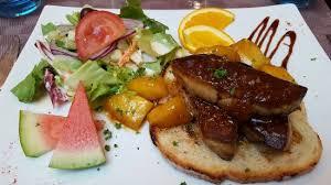 excellente cuisine régionale picture of restaurant les hauts de