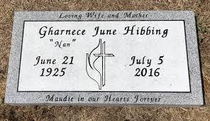 flat headstones single flat headstones memorials