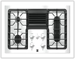 Design Ideas For Gas Cooktop With Downdraft Gas Cooktop Downdraft 30 Festivalnet Info