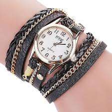 mens bracelet wrist watches images Ccq lady leather wrist watch ccq ccq luxury brand vintage leather jpg