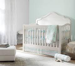 Dahlia Nursery Bedding Set Dahlia Baby Bedding Set Pottery Barn With Regard To Furniture